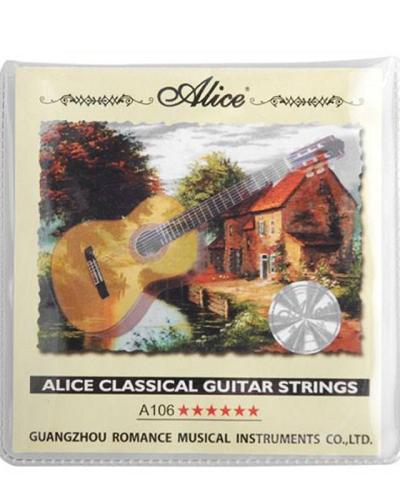 سیم گیتار کلاسیک آلیس A106